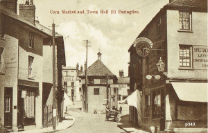 Faringdon Postcard 343