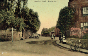 Faringdon Postcard 344