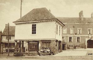 Faringdon Postcard 345