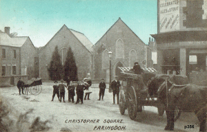 Faringdon Postcard 346