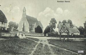 Fernham Postcard 168