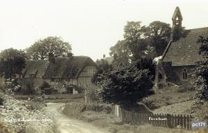 Fernham Postcard 171