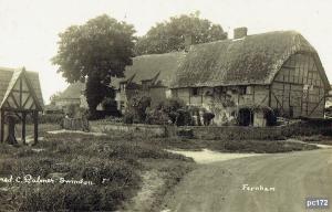 Fernham Postcard 172