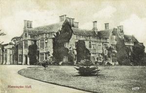Hannington Postcard 279
