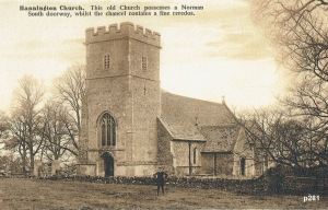 Hannington Postcard 281