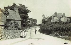 Hannington Postcard 282