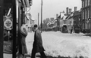 Highworth in the snow photograph 0059