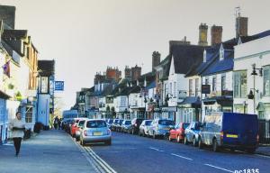 Highworth Postcard 1835