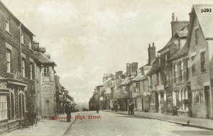 Highworth Postcard 293