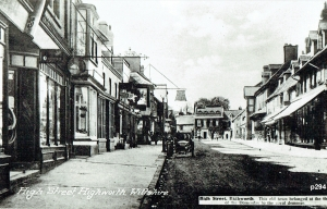 Highworth Postcard 294