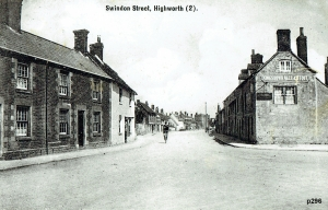 Highworth Postcard 296