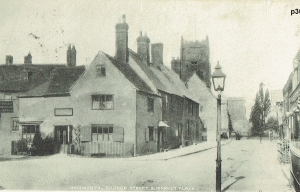 Highworth Postcard 309