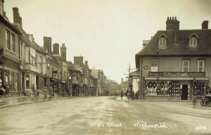 Highworth Postcard 315