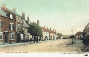 Highworth Postcard 318