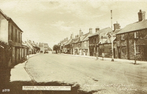 Highworth Postcard 319