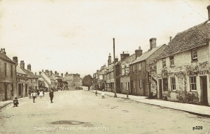 Highworth Postcard 320