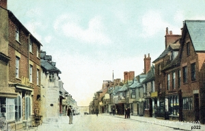 Highworth Postcard 322