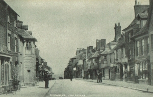 Highworth Postcard 325