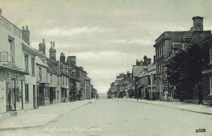 Highworth Postcard 328
