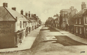 Highworth Postcard 329