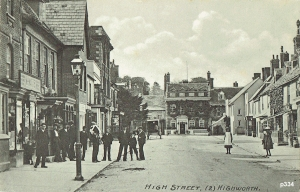 Highworth Postcard 334