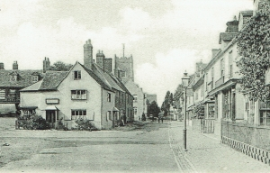 Highworth Postcard 336