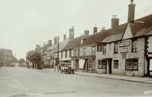 Highworth Postcard 337