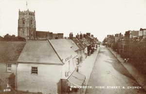 Highworth Postcard 338