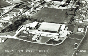 Highworth Postcard 372