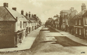 Highworth Postcard 382