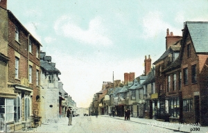 Highworth Postcard 390