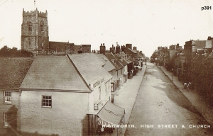 Highworth Postcard 391