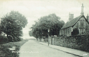 Highworth Postcard 394