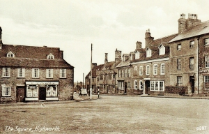 Highworth Postcard 397