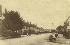 Highworth Postcard 398