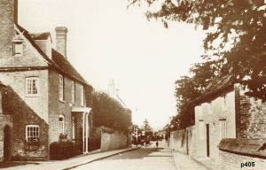 Highworth Postcard 405