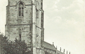 Highworth Postcard 411