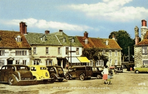 Highworth Postcard 416