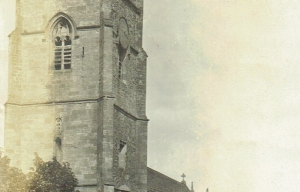 Highworth Postcard 437