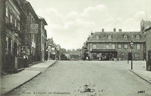 Highworth Postcard 461