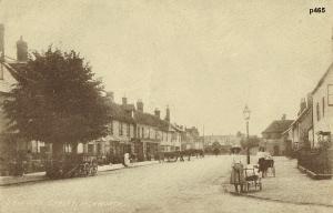 Highworth Postcard 465