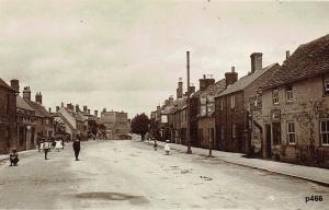 Highworth Postcard 466