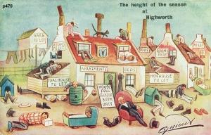 Highworth Postcard 470