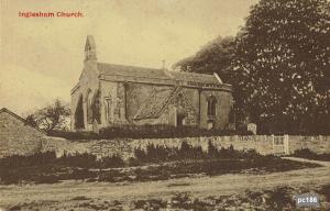 Inglesham Postcard 186