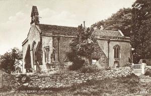 Inglesham Postcard 274