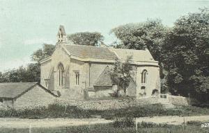 Inglesham Postcard 275
