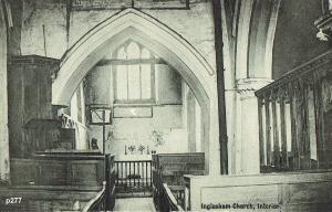 Inglesham Postcard 277