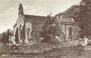 Inglesham Postcard 456