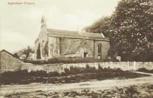 Inglesham Postcard 458