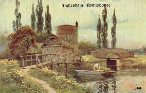 Inglesham Postcard 469